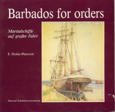 F. Holm-Petersen: Barbados for orders, deutsch